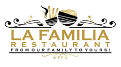 La Familia Restaurants – Taunton – Cumberland – Easton Logo